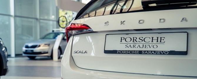 Porsche Sarajevo