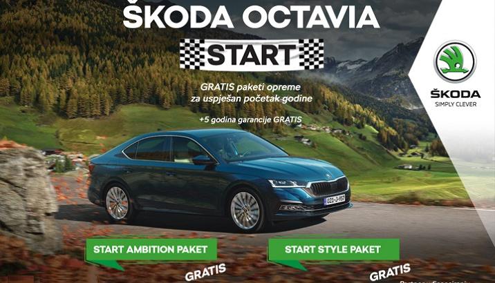 Octavia START paketi