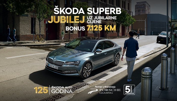 SUPERB JUBILEJ