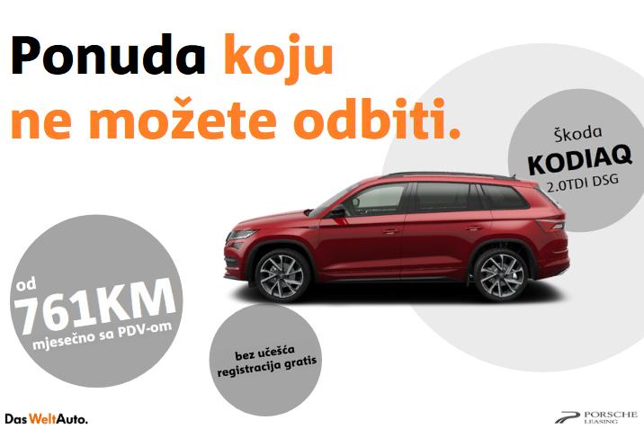 Kodiaq Das WeltAuto