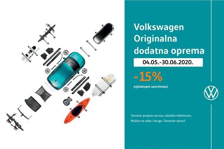 VW originalna oprema