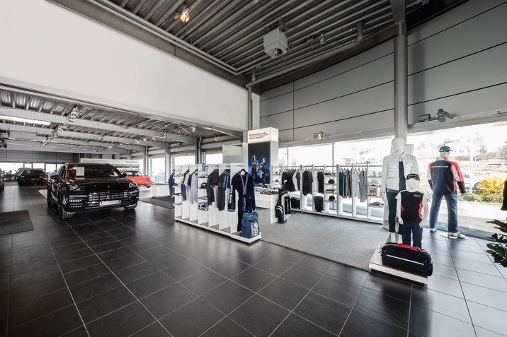 Porsche Driver's Selection