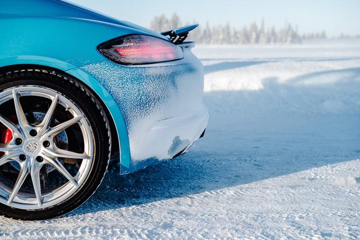 Zimski pregled vozila