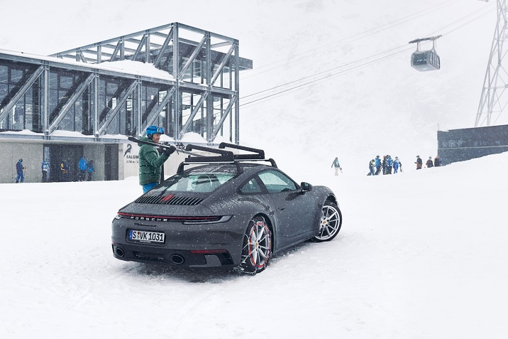 Porsche zimski servis 2020.